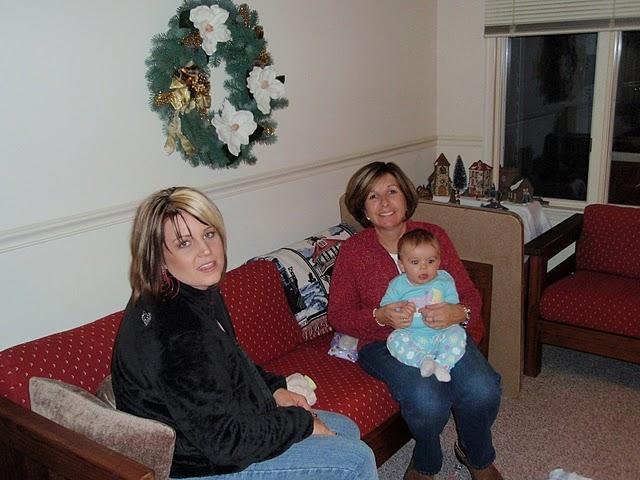 Carly, Kelli and Layla
