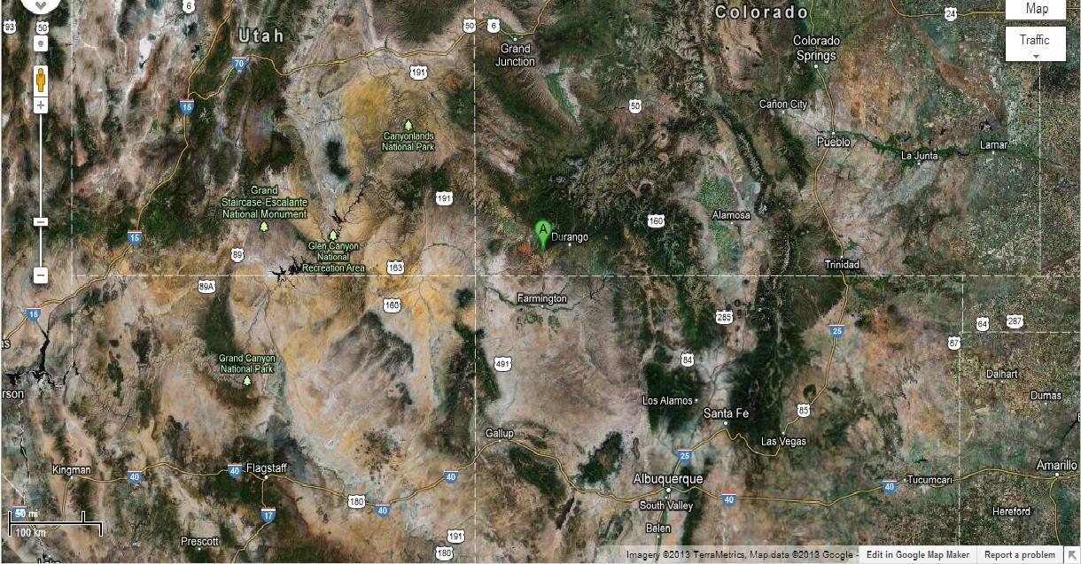 Mountain High Ranch , 7082 CR 105  , Hesperus, CO, 81326, USA