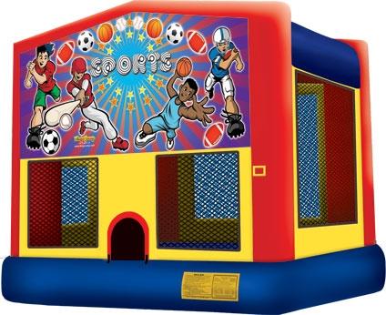 Sports Moonwalk $90.00 plus tax