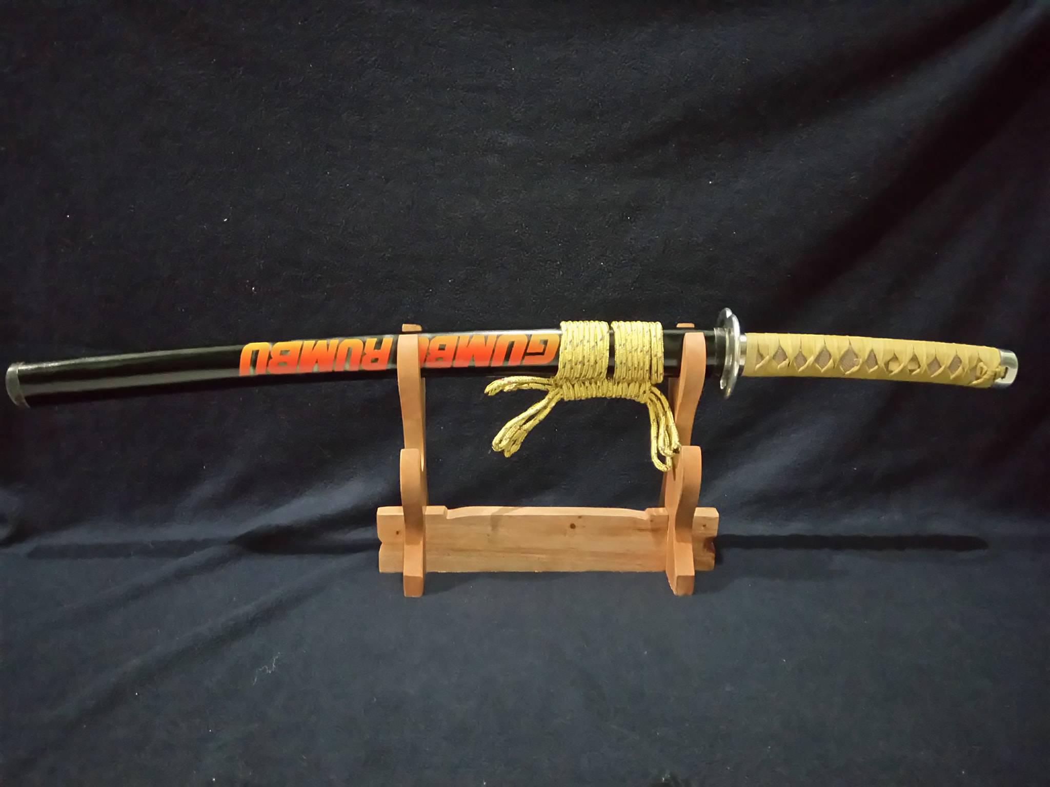 John Diaz Custom Made Wakizashi