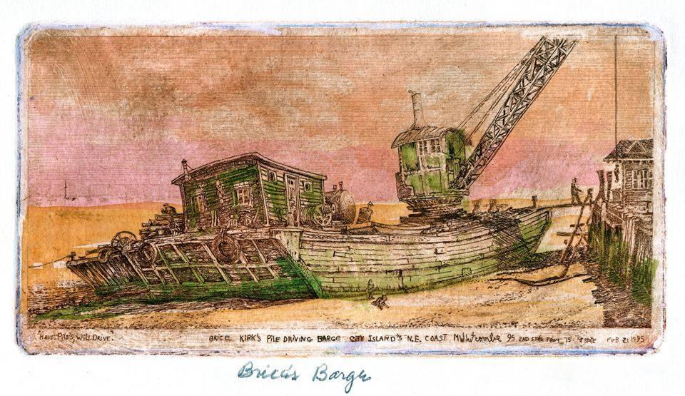 Brice's Barge