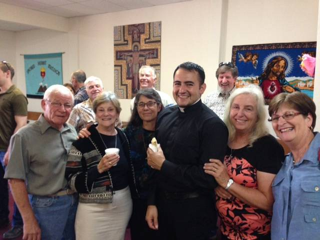 Welcome Fr. Alex