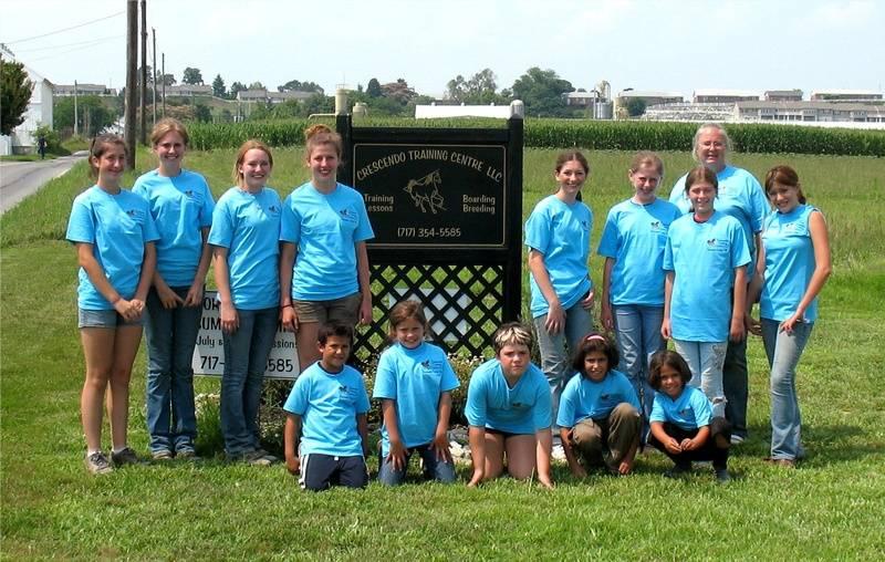 2010 Crescendo Horsemasters Camp
