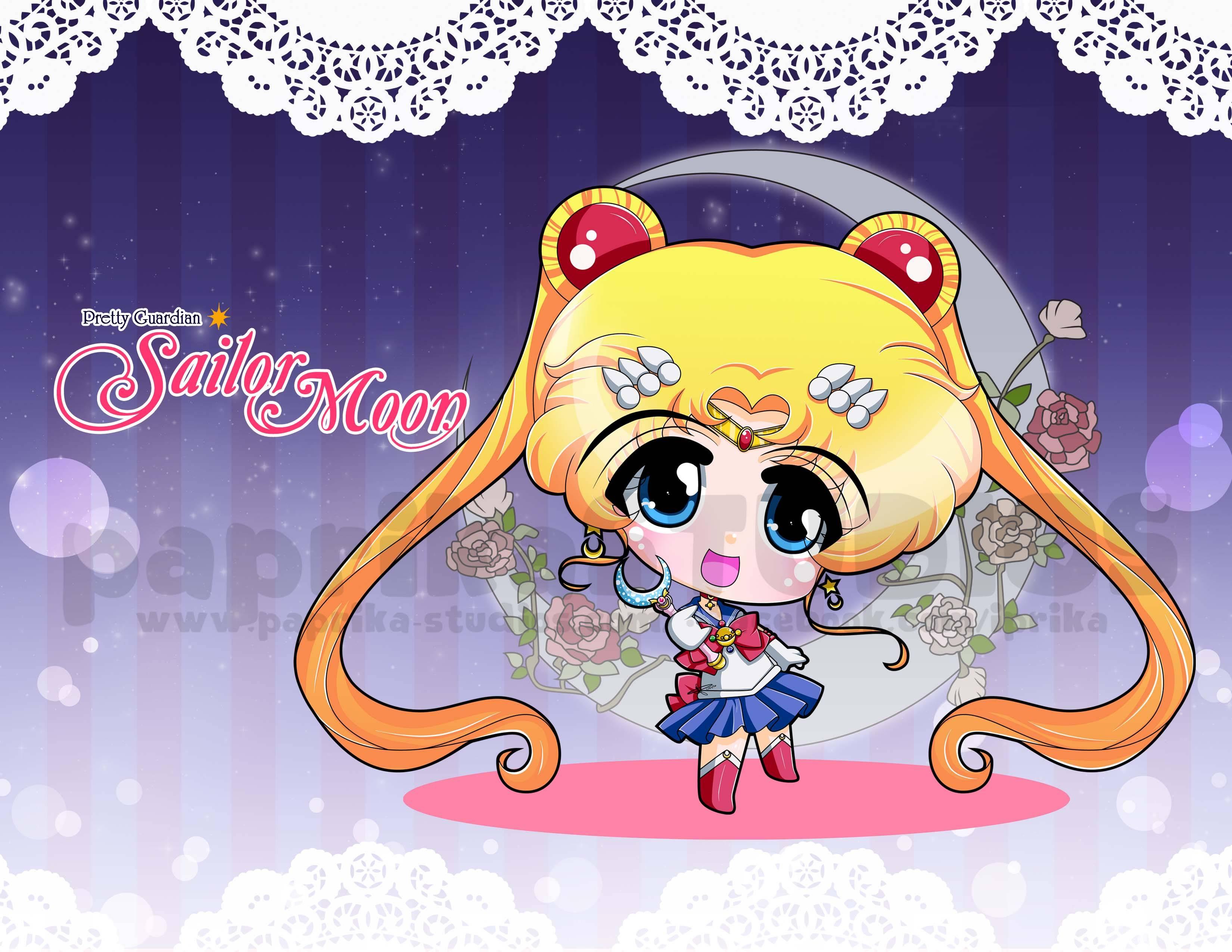 Chibi Sailor Moon (Crystal)