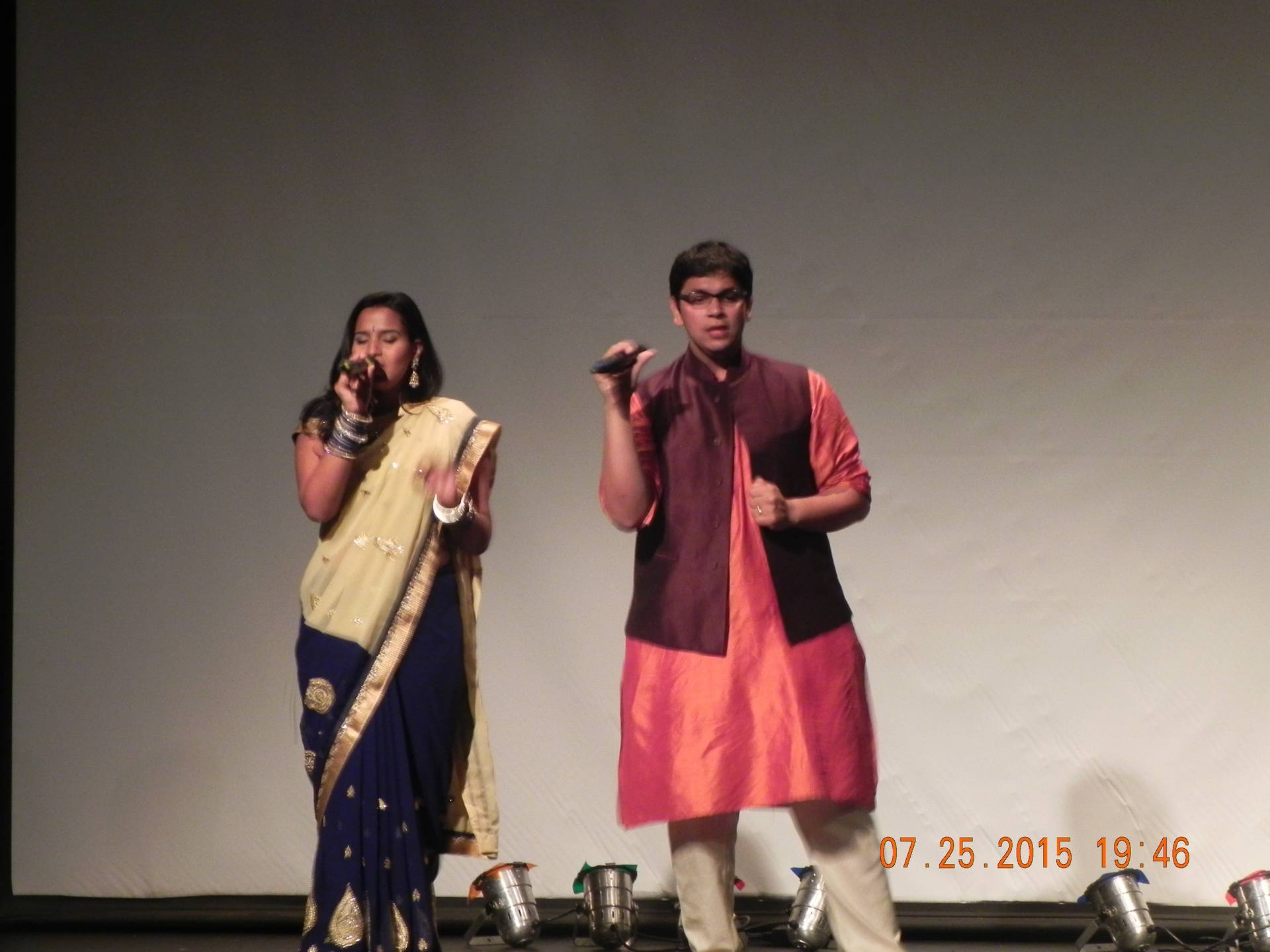 Nepalese Association Earthquake relief fund raising show