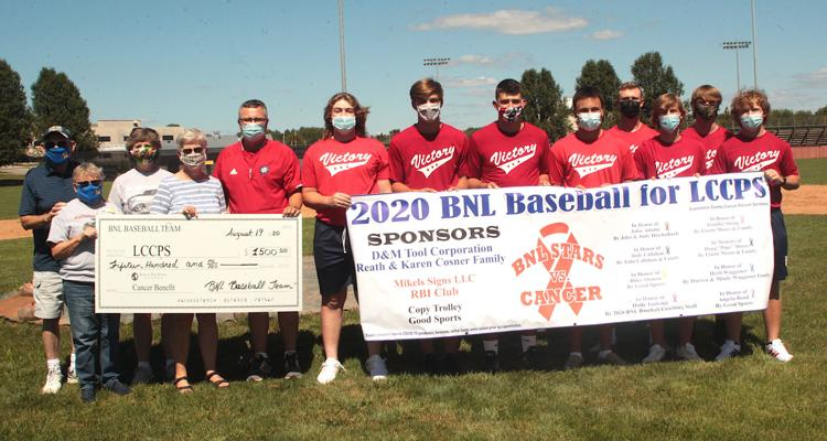 2020 Coaches Vs. Cancer Fundraiser