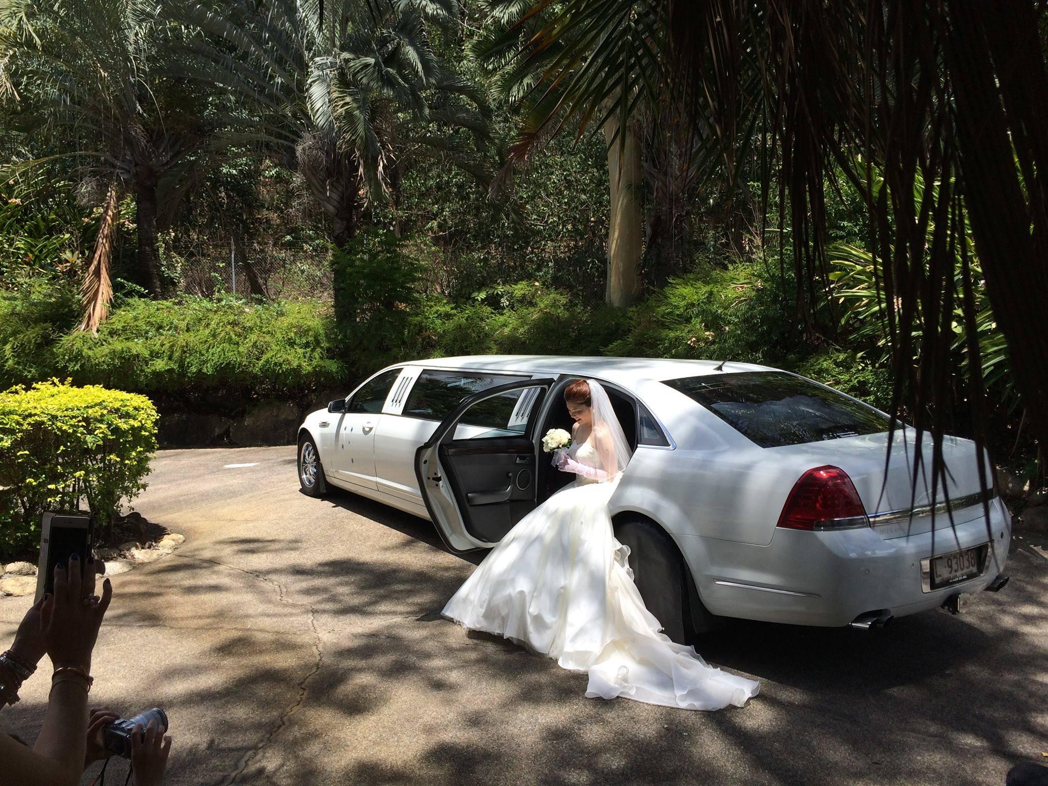 Wedding Holden Super Stretch Limousine