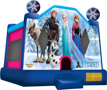 Frozen Moonwalk $90.00 plus tax