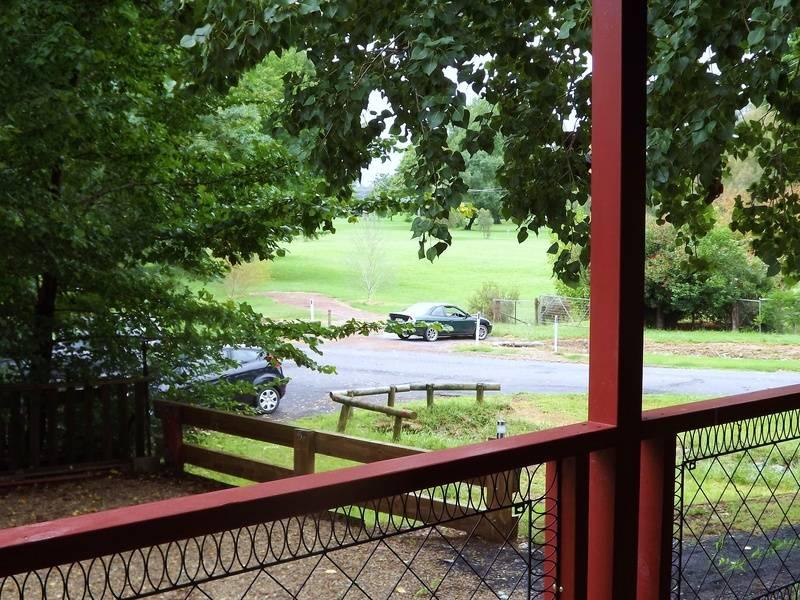 Studio Cabin View