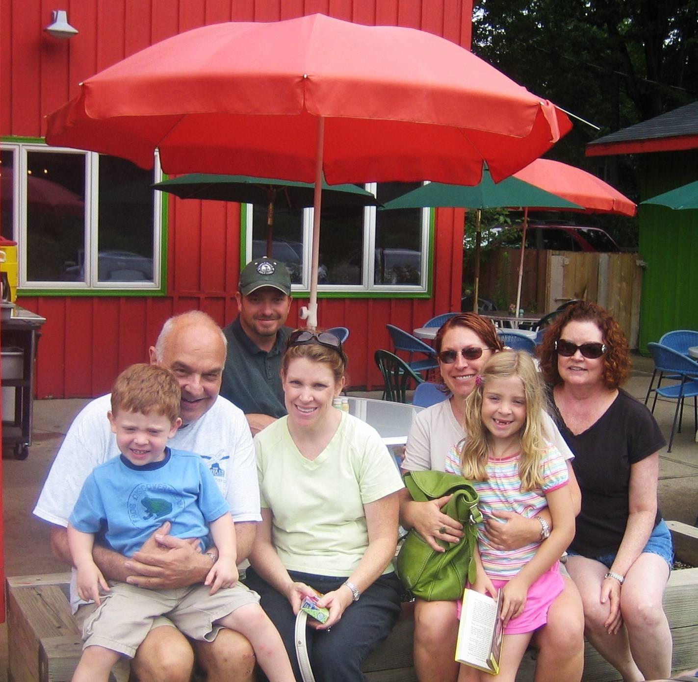 Family Vacation 2008