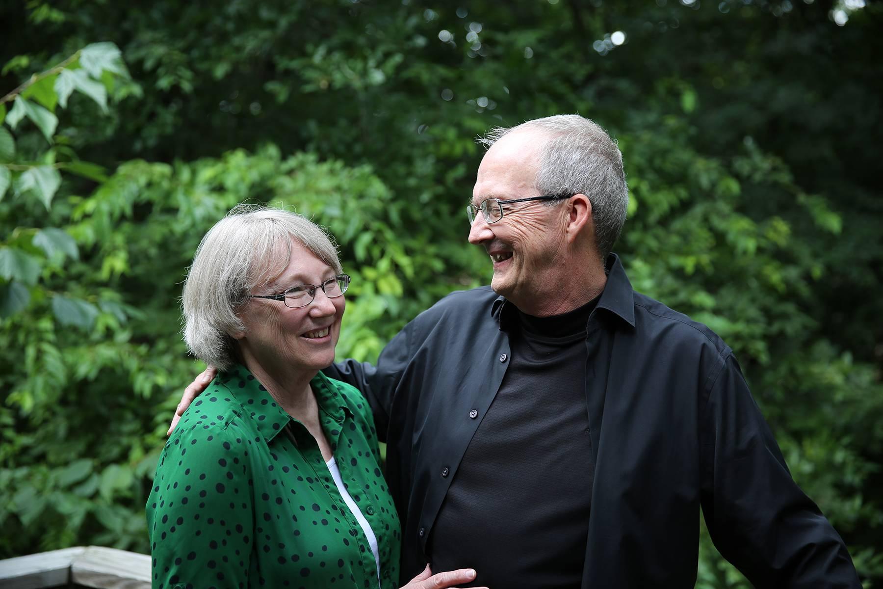 Kirk and Carol Fischer