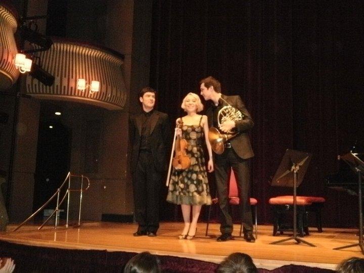 Ensemble Metamusika at Britten Theatre