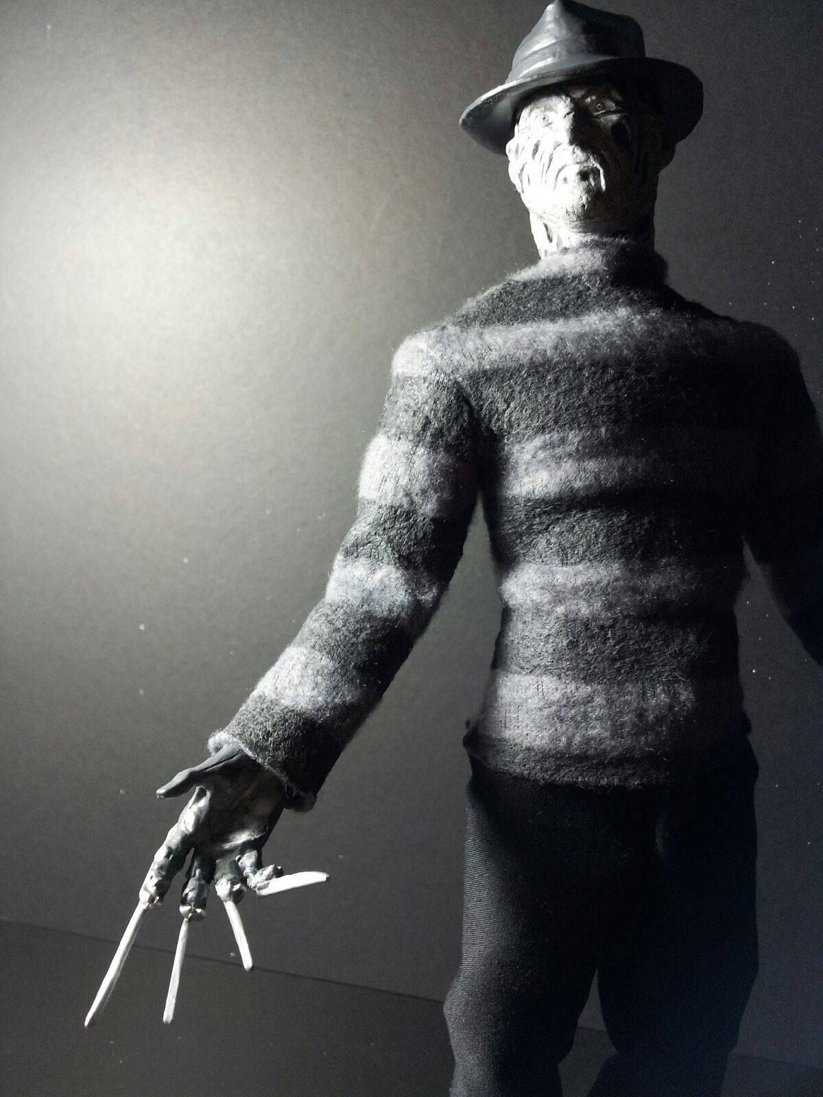 Custom Freddy in Black/White