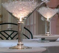 Martini Centre Pieces