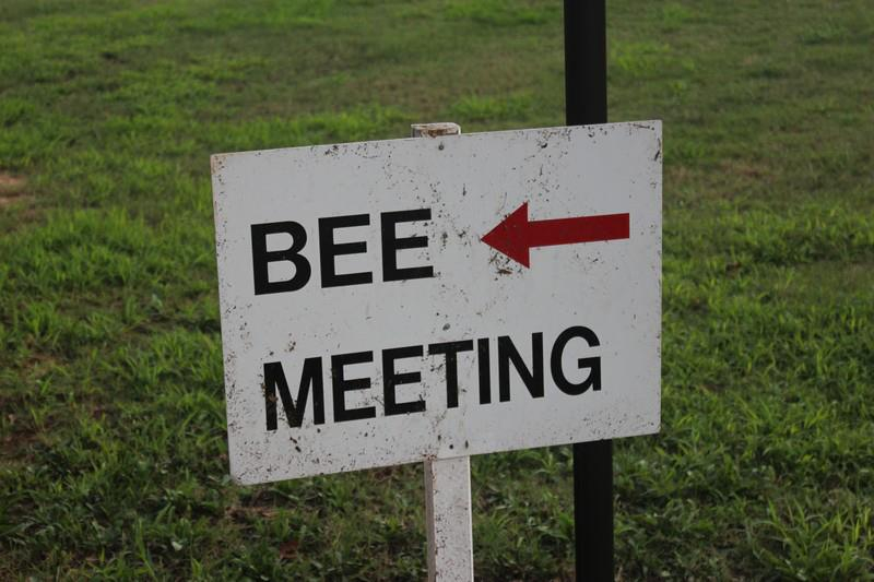 Where the Beekeepers Meet