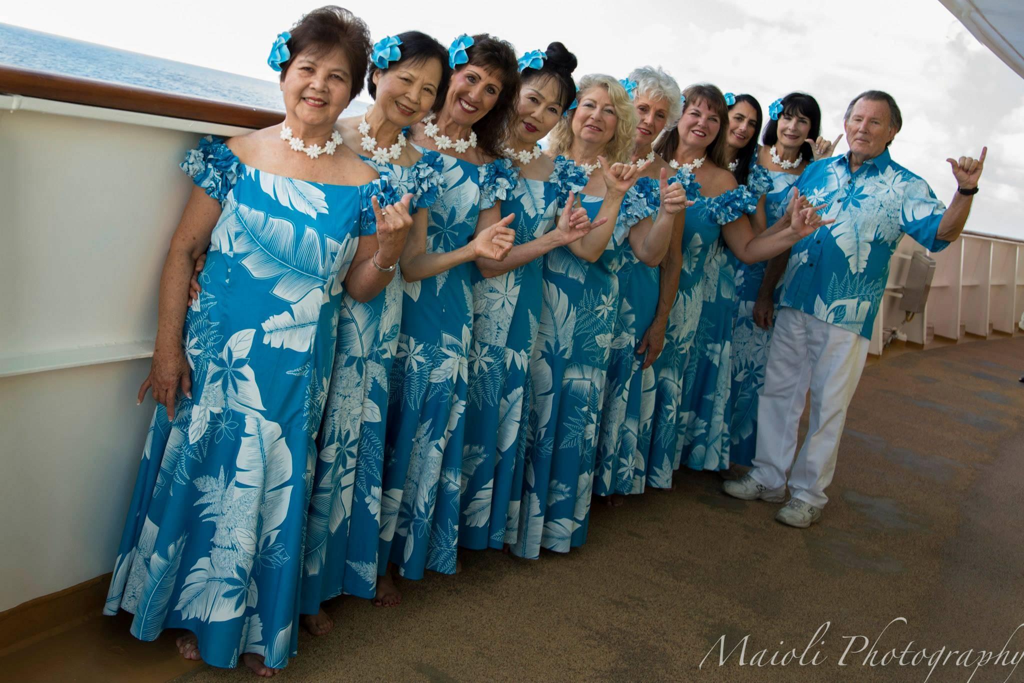 """Aloha 'O Ka Hula """"Shaka"""""""