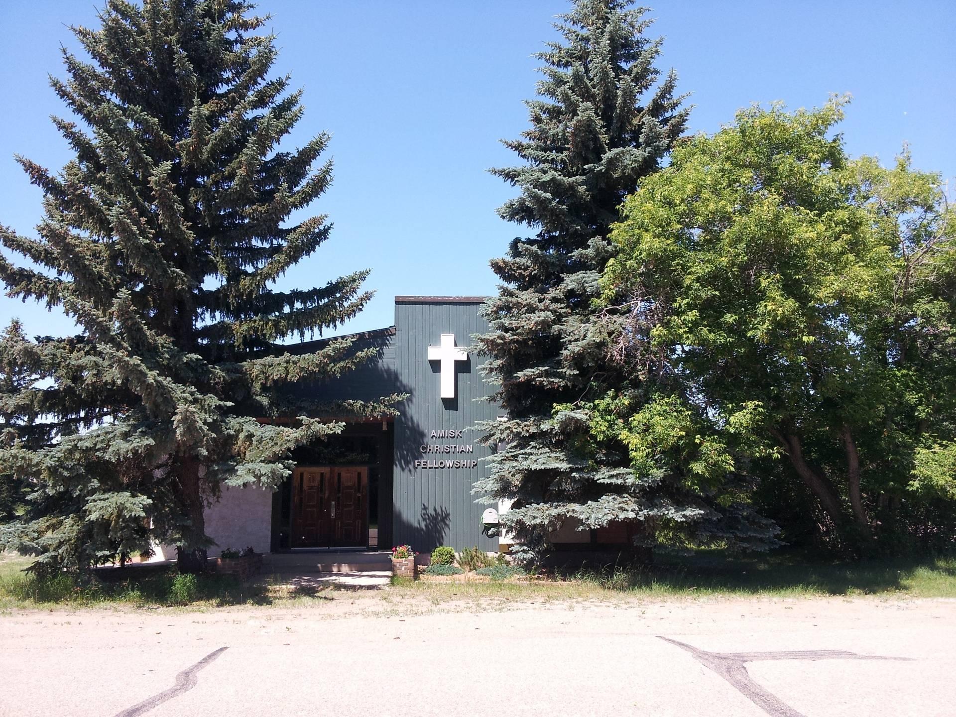 Amisk Christian Fellowship, Po box 107, 4832 50th St, Amisk, Alberta, T0B0B0, Canada