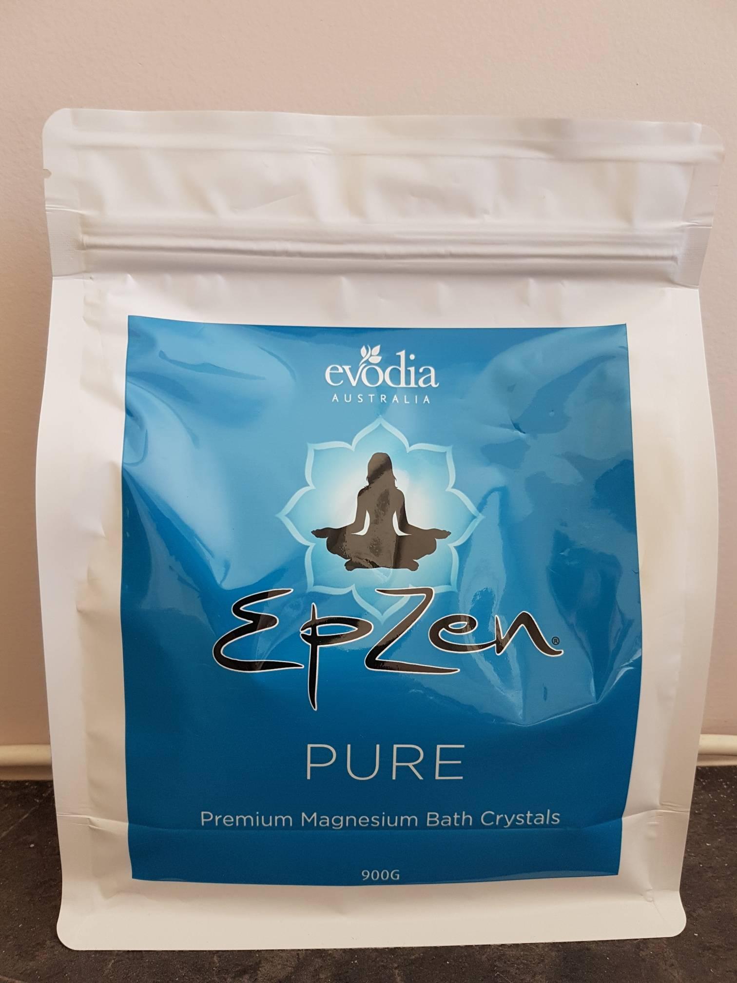 EpZen Pure Magnesium Bath Crystals