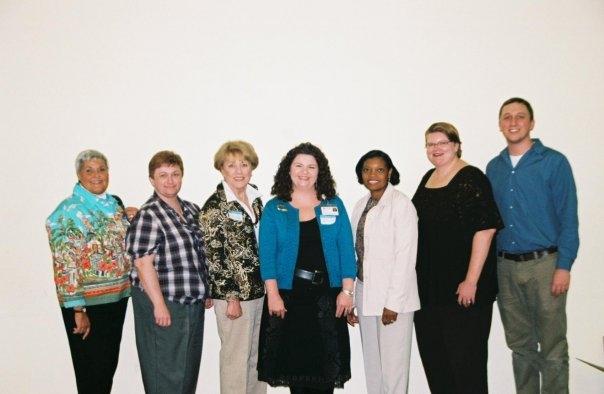 DOVIA executive board 2009
