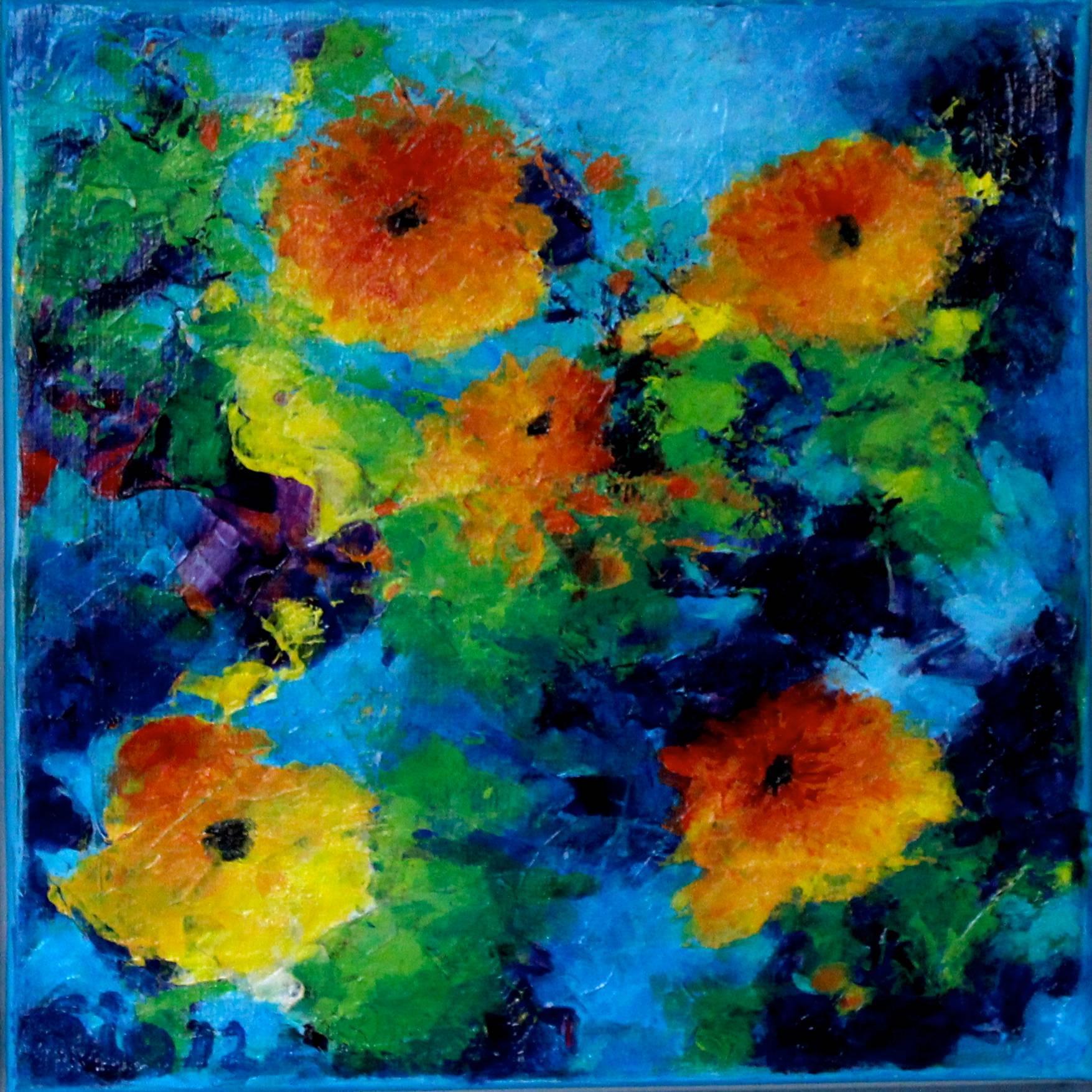 Blomsterstemning