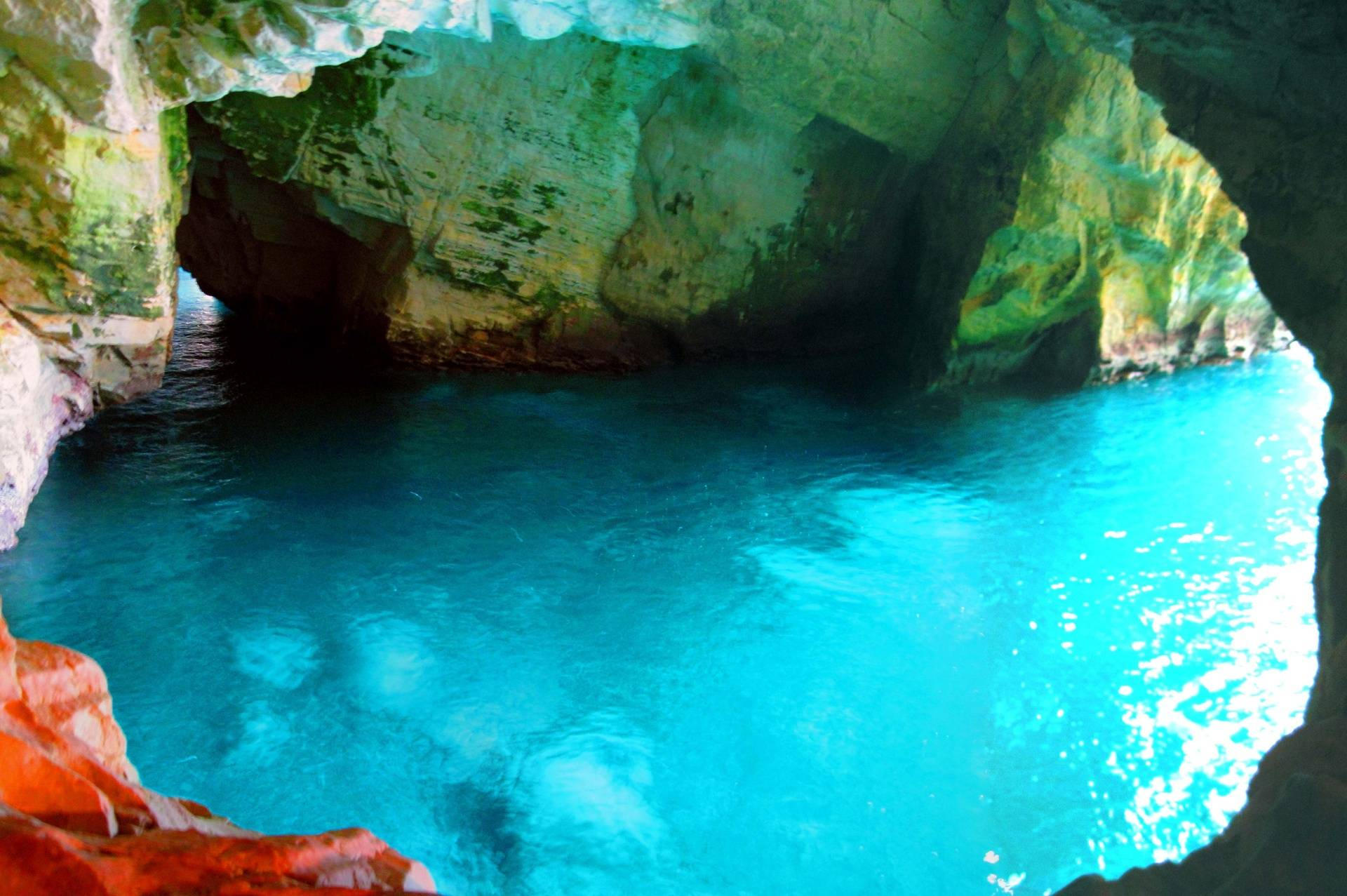 Turquoise Cave 2
