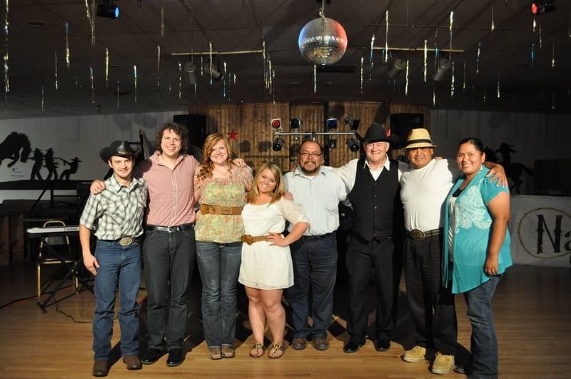 The Gang at Toppenish