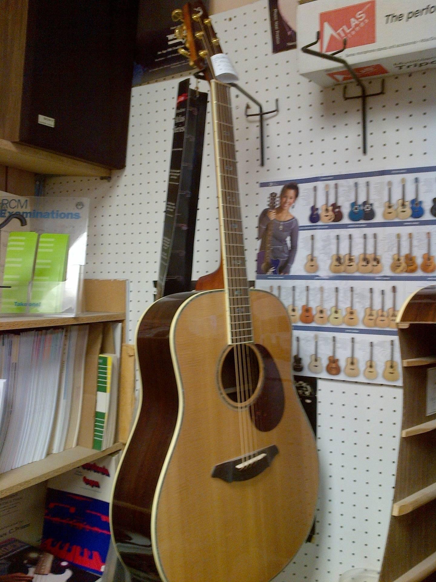 Breedlove Dreadnaught Guitar