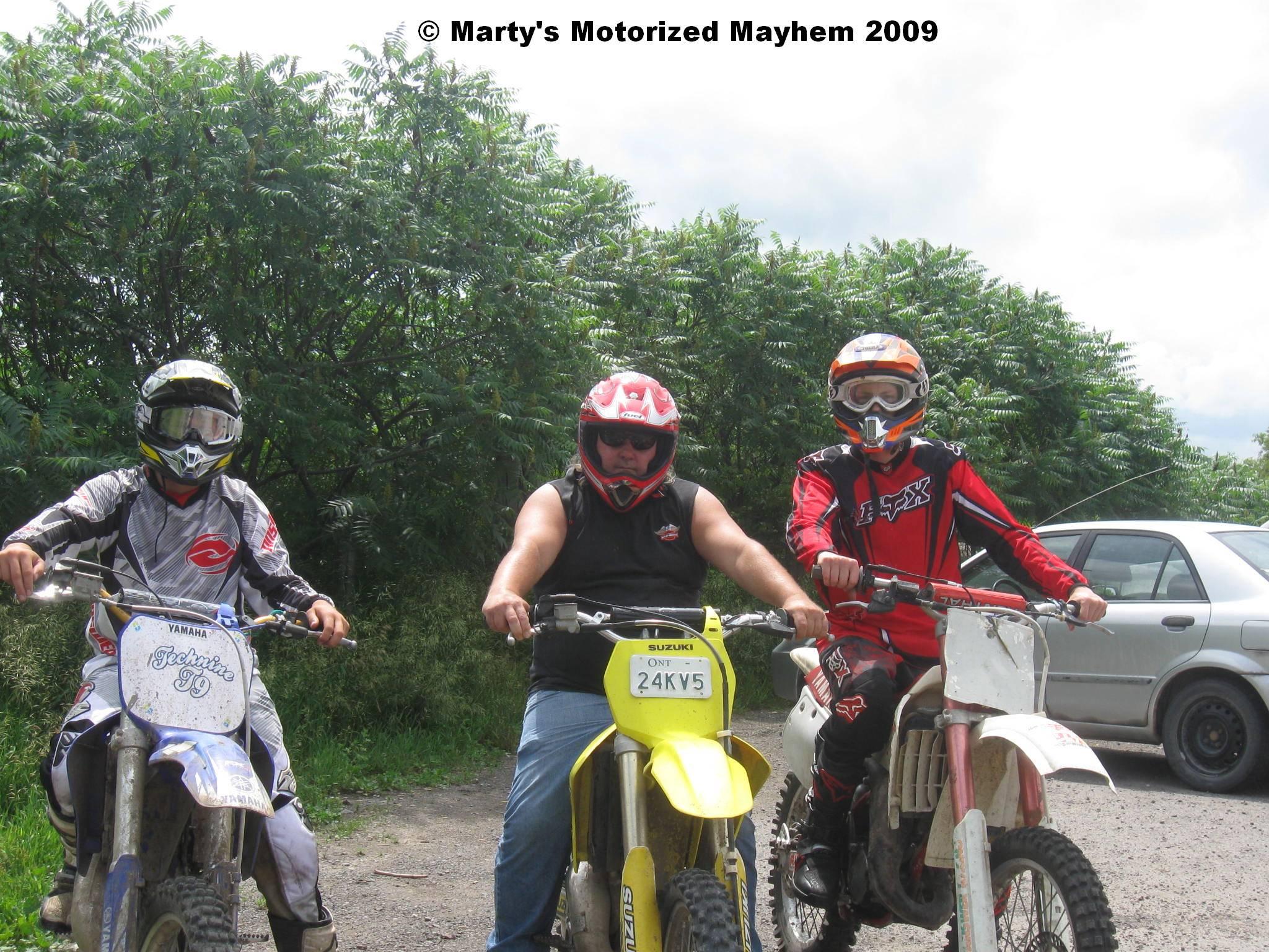 Riding July 1st 2009
