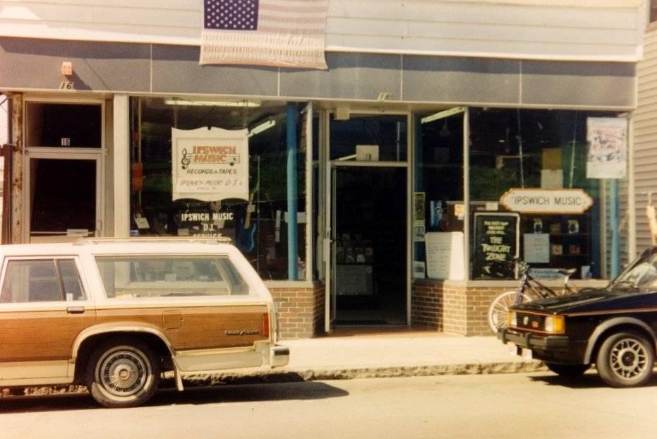 Ipswich Music Shop