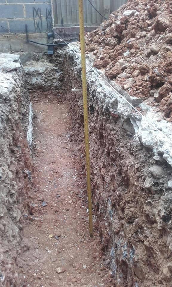 erect foundation