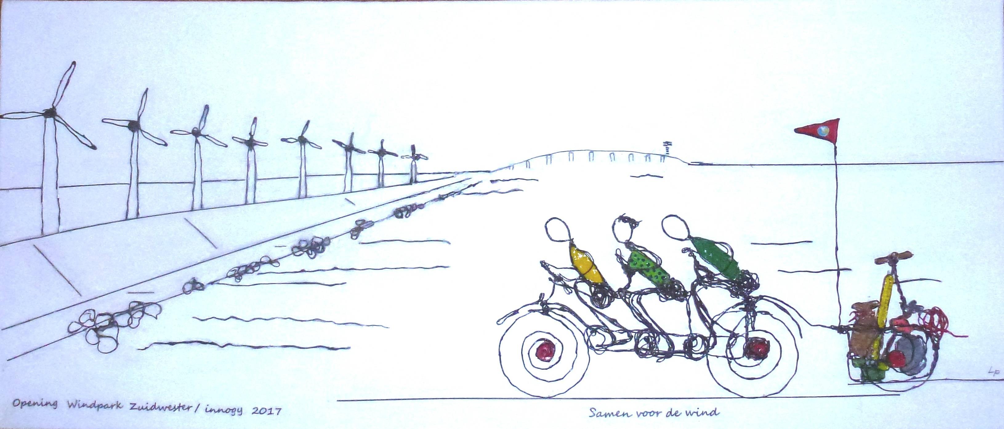 Opening Windpark Zuidwester/innogy