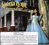 Van Lear Rose Promo CD 2004