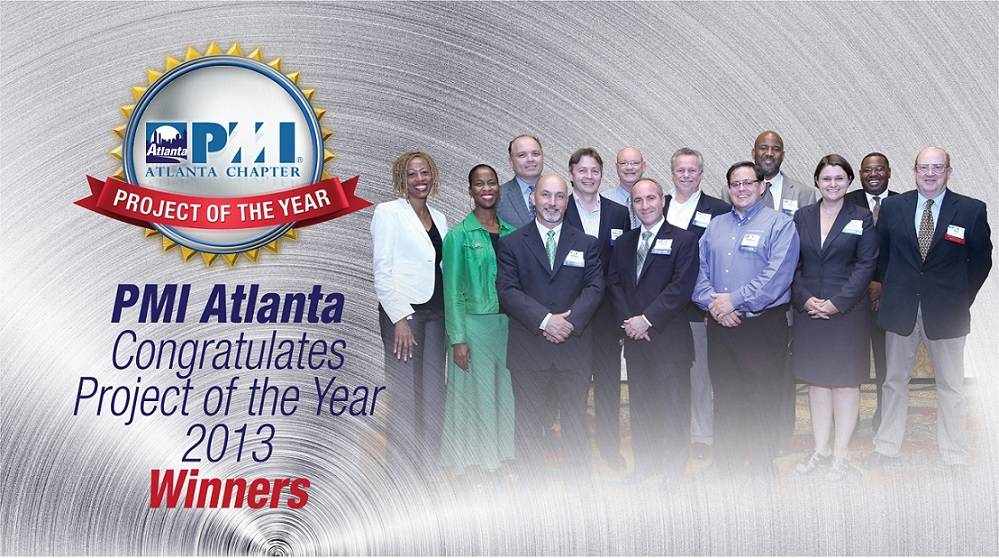 PMI Atlanta Chapter - Project of the Year Award