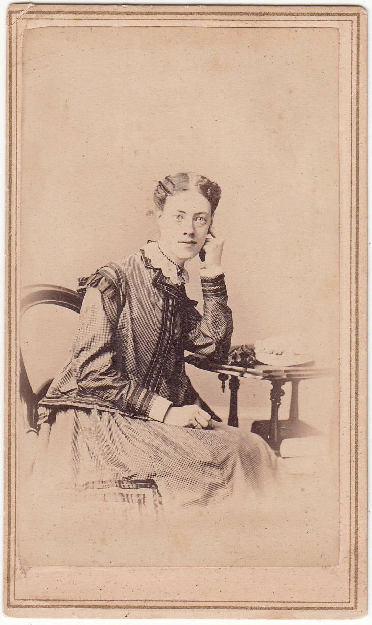 F. Forshew, photographer of Hudson, New York