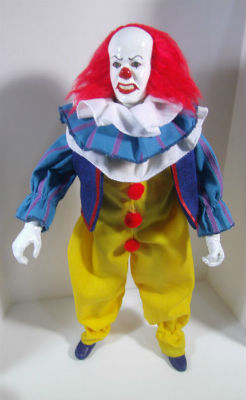 Custom Smiling Pennywise 2014