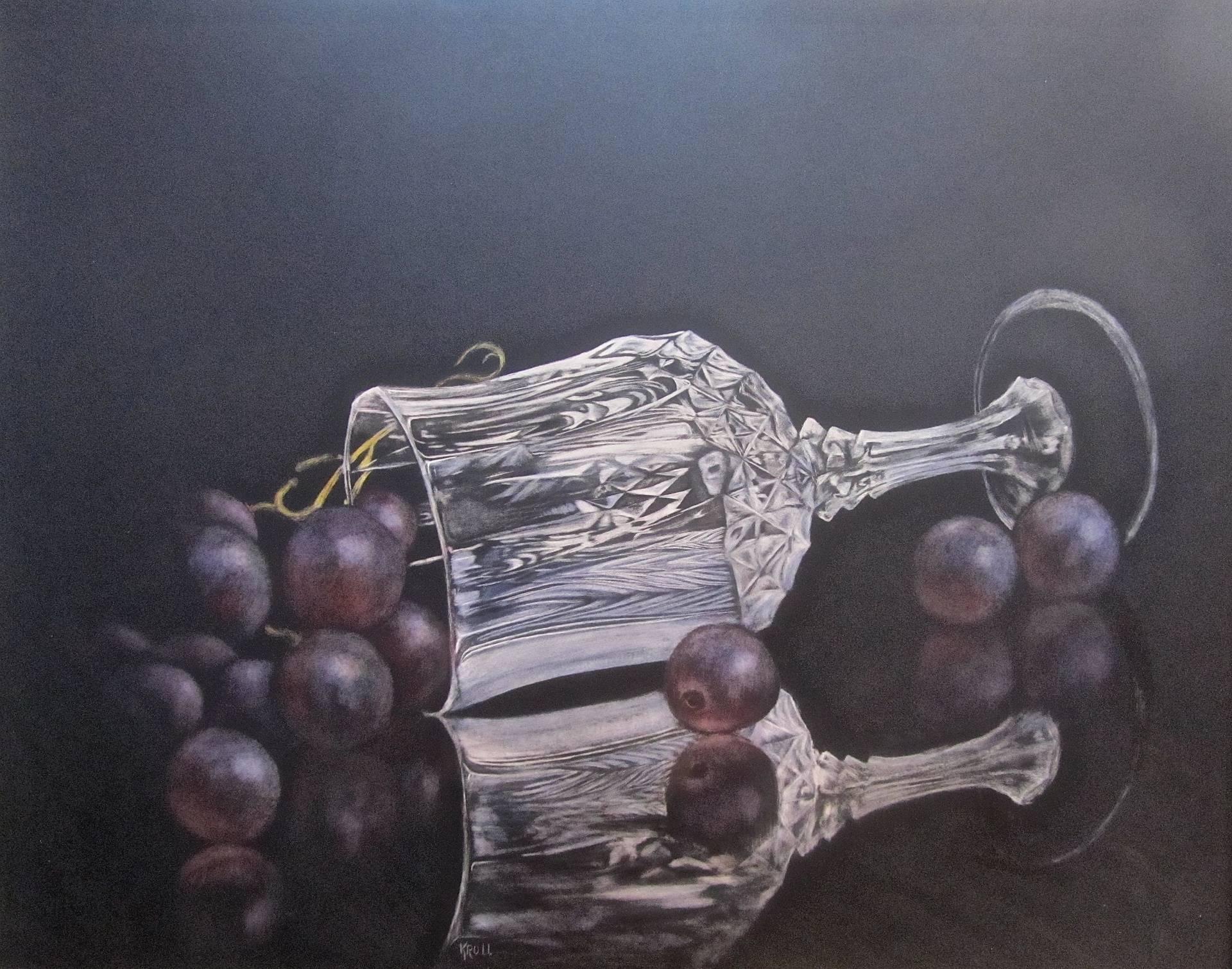 Spilled Grapes