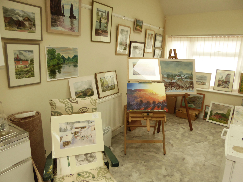 In the Studio LH