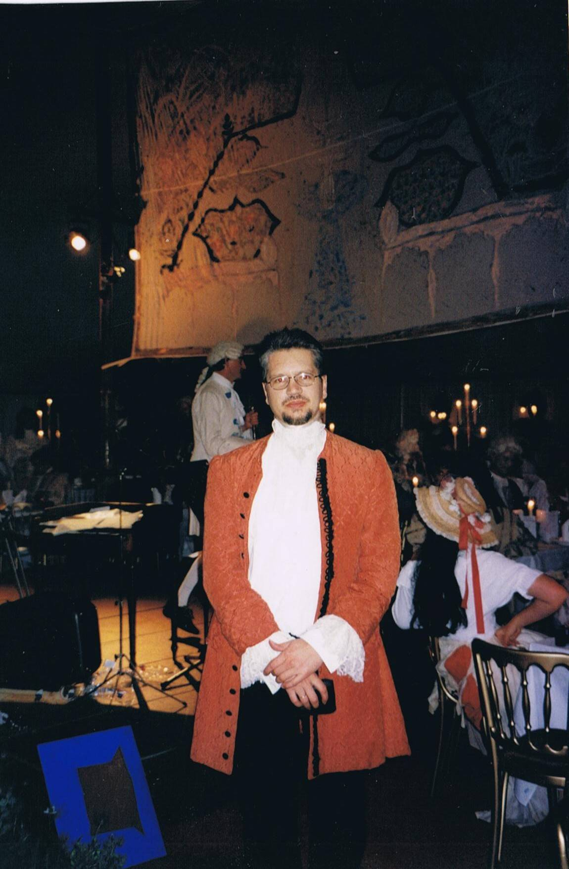 At the Ball, Suffolk, UK, 1998