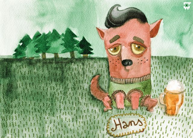 10. Hans