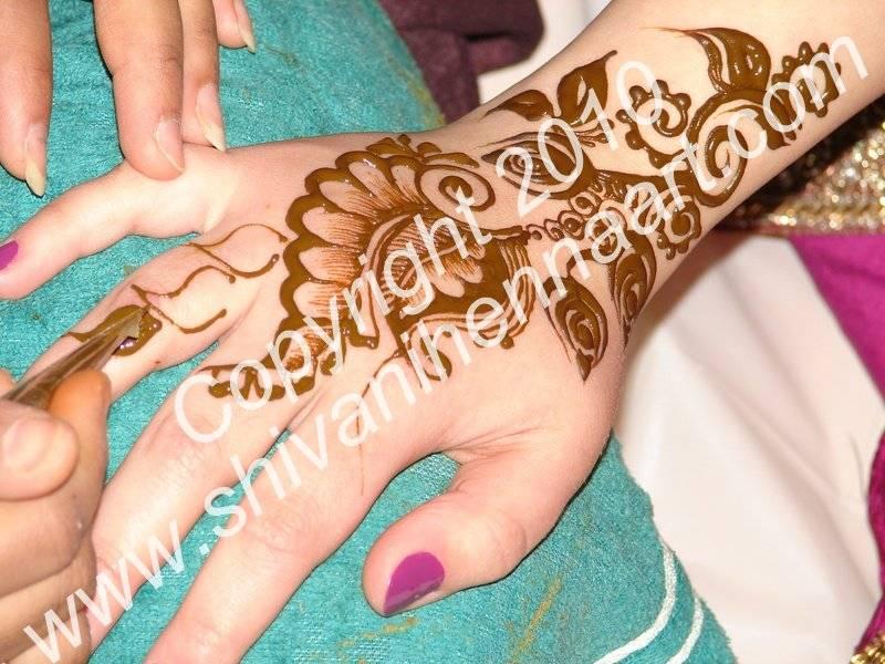 MakingNew Henna Design