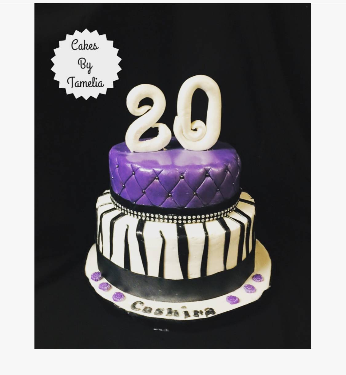 zera print cakes