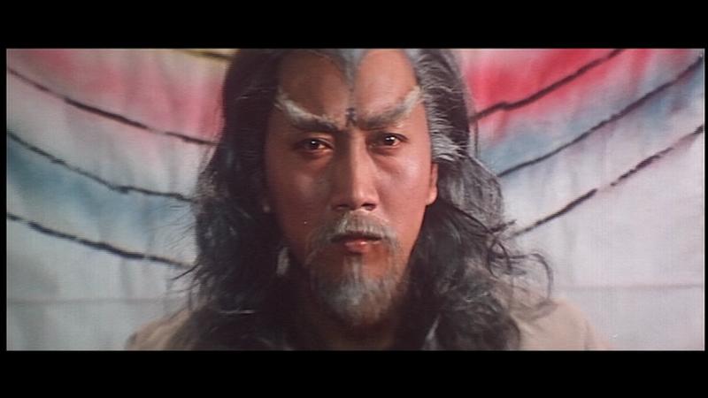 Taoism Drunkard 1984 Yuen Clan Movie.