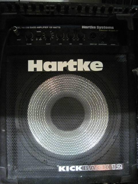 Hartke Kickback 12 Bass Amp