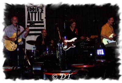 The Pool August 8, 2008 ; Eddie's Attic Atlanta, GA
