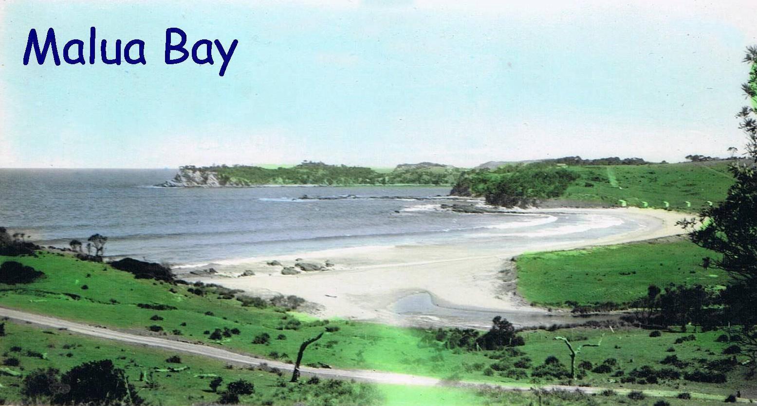 Malua Bay, Late1950s/early1960s