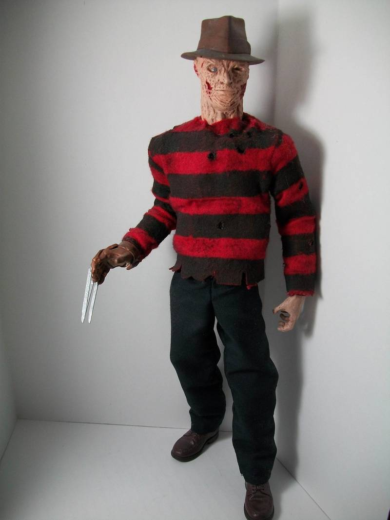 Custom Freddy Krueger 2010