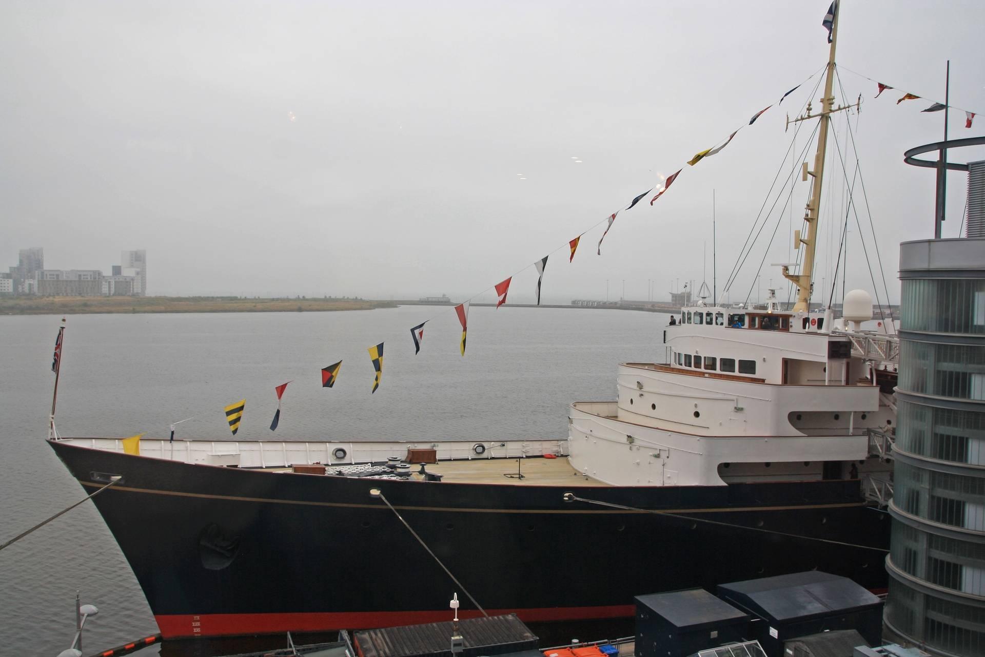 Royal Yacht Britannica
