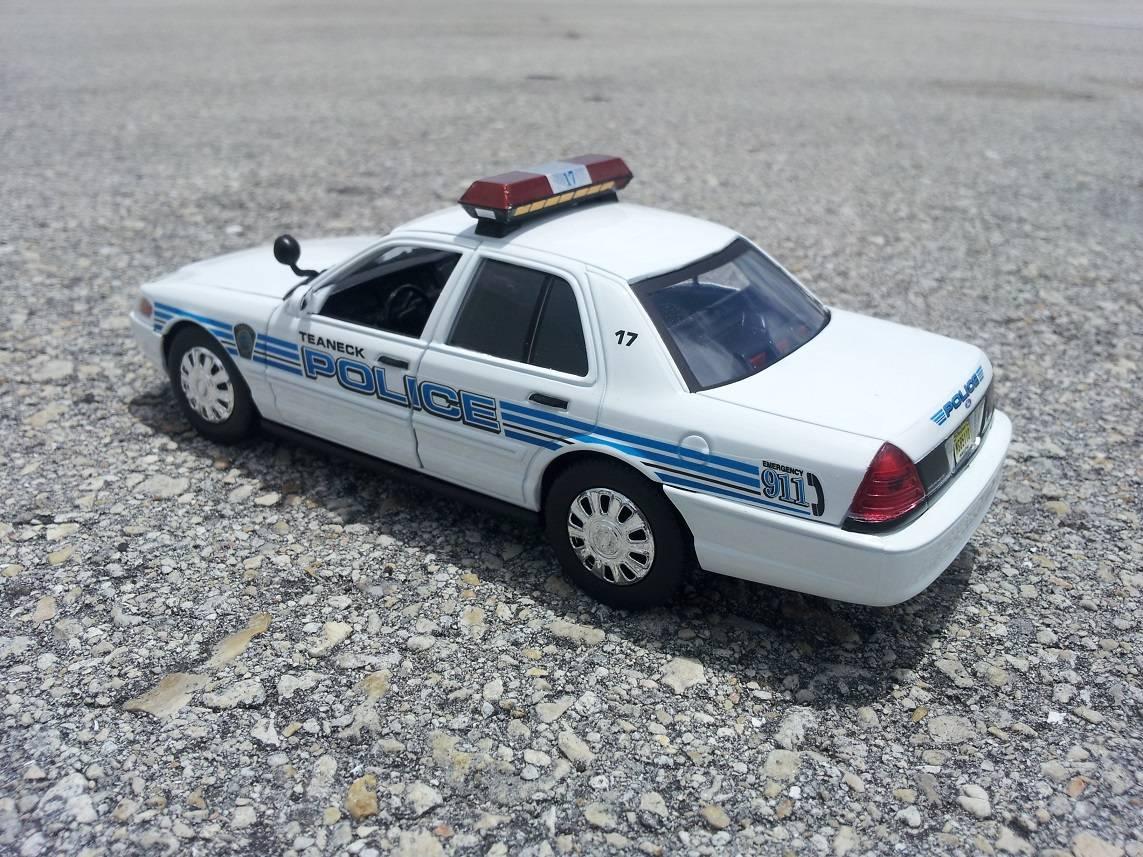 TEANECK POLICE DEPARTMENT, NJ