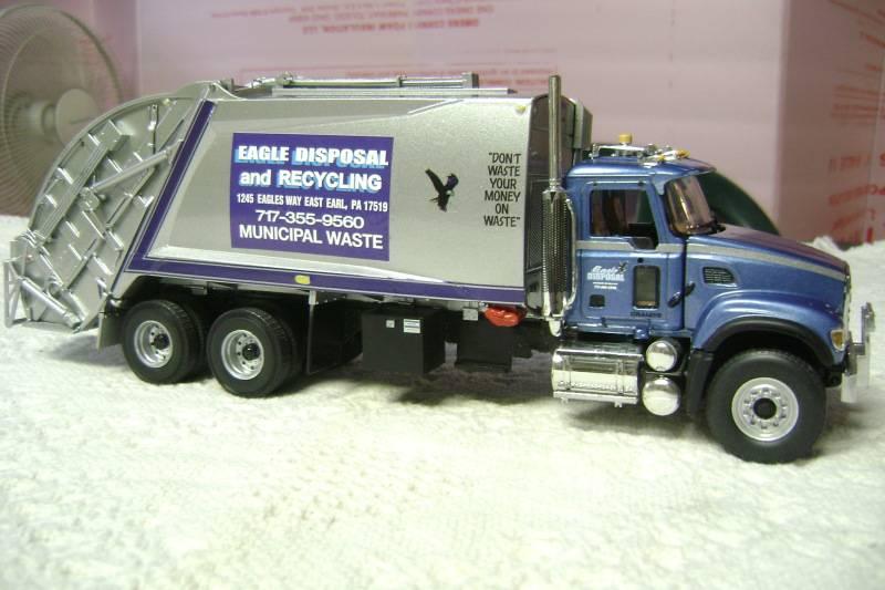 eagle disposal