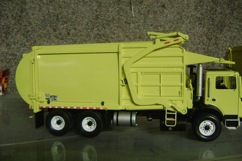 yellow frontload